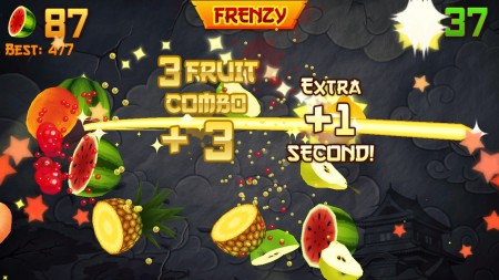 Fruit Ninja bajnokság 2019 januárjától